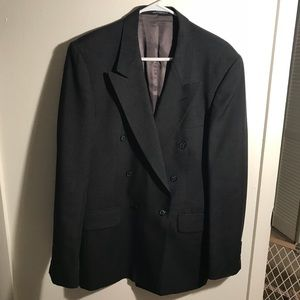 Stafford double breasted sport coat